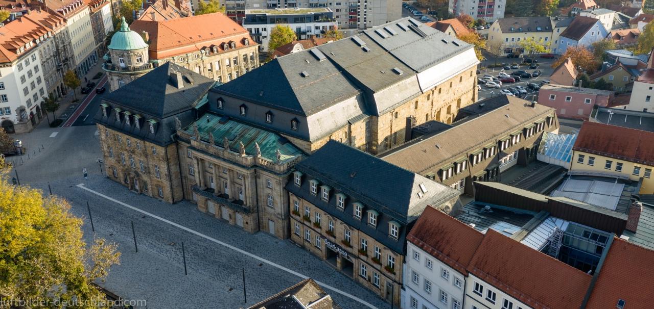 Luftbild Bayreuth, luftbilder-deutschland.com,