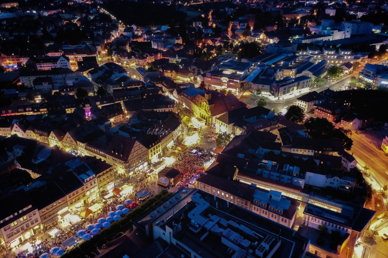 Bürgerfest Bayreuth 2019 Luftbilder, luftbilder-deutschland.com © OliverRiess