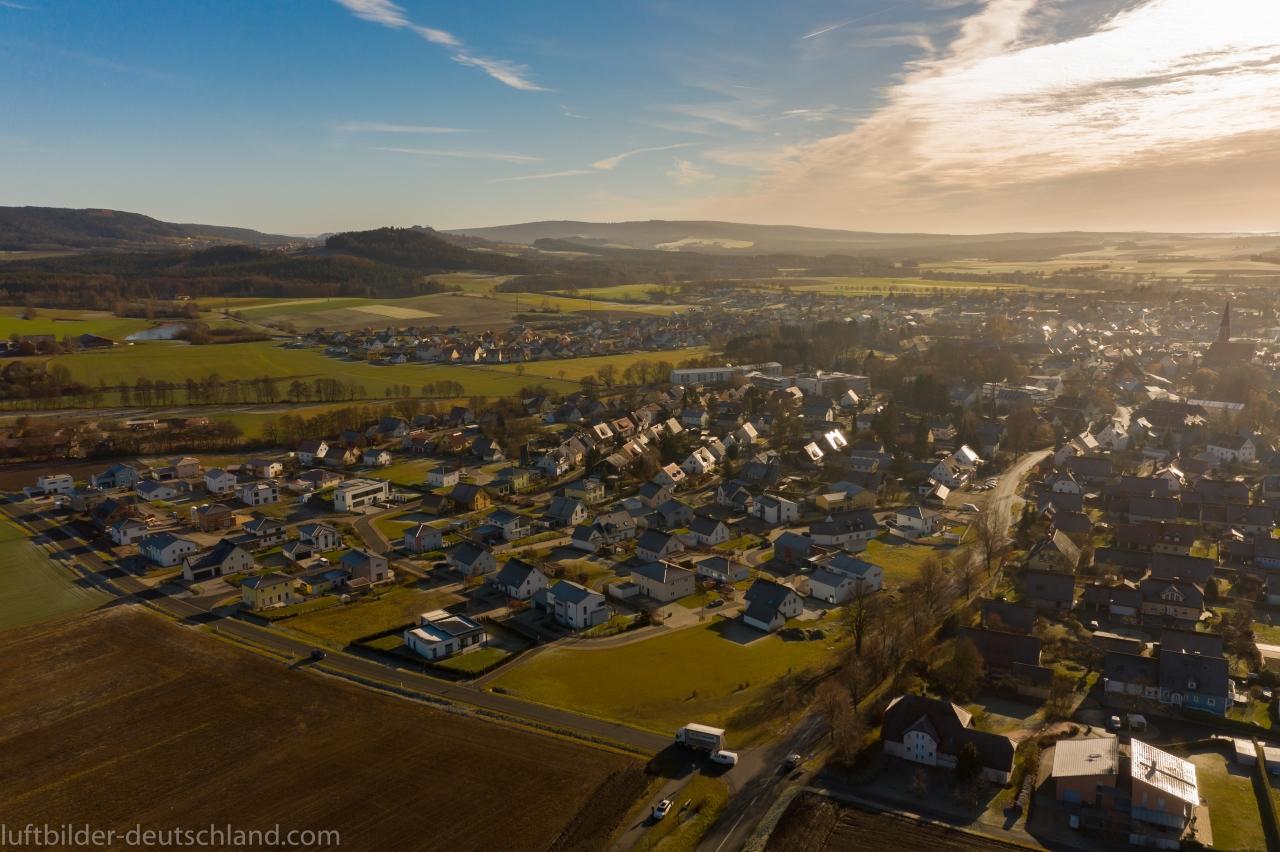 Luftbild Kemnath, Luftbild Landkreis Tirschenreuth, LuftbildOberpfalz