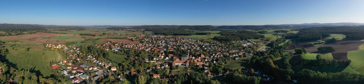 Luftbild Neudrossenfeld, Luftbild LandkreisKulmbach