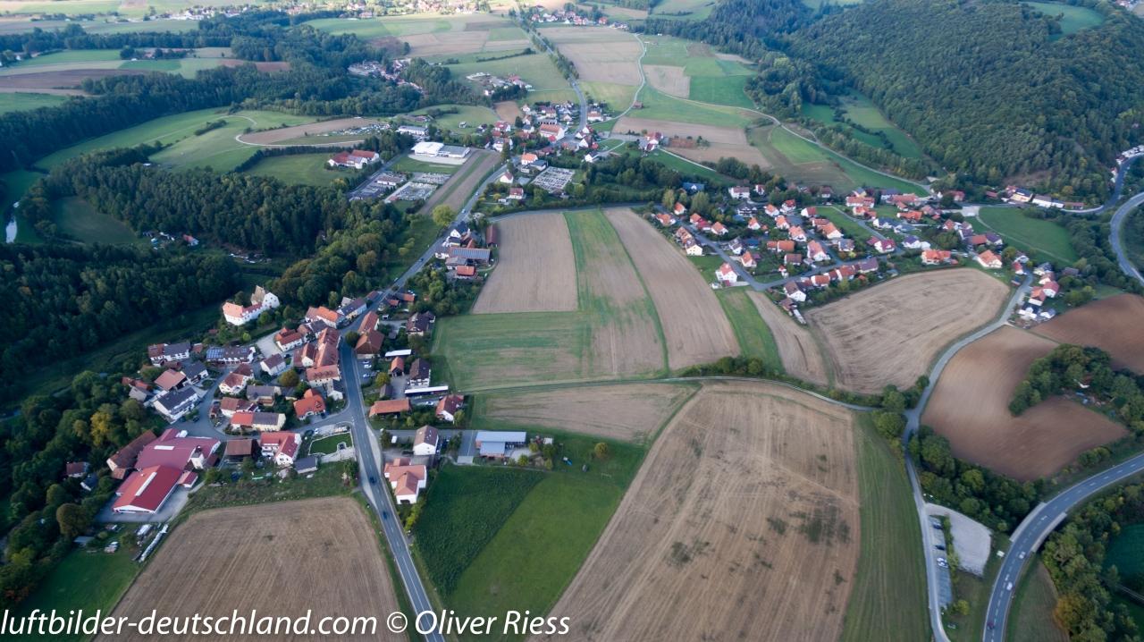 Luftbild Plankenfels, Luftbild Hollfeld, Luftbild Landkreis Bayreuth, Luftbild FränkischeSchweiz