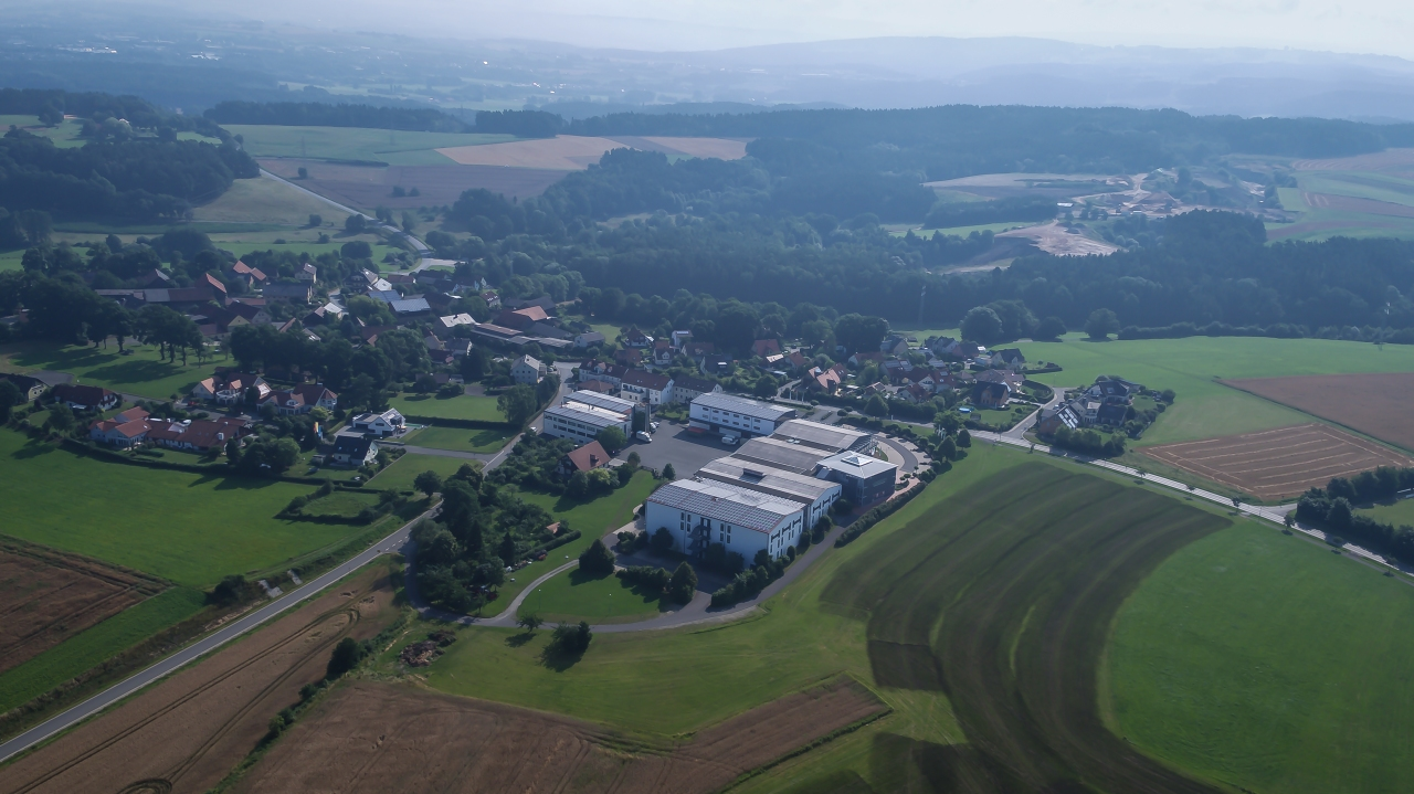Luftbild Forkendorf, Luftbild Gesees, Luftbild FränkischeSchweiz
