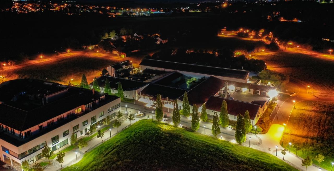 Luftbild Lohengrin Therme Bayreuth,Lohengrin Therme Bayreuth,Bayreuth